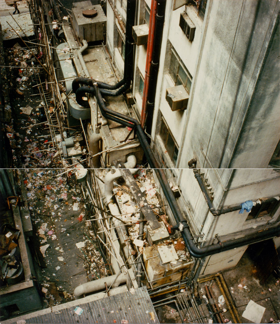 Kowloon, ca January 1978